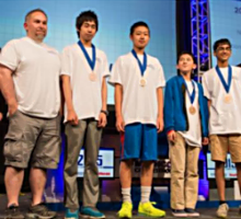 Mathcounts Team MA